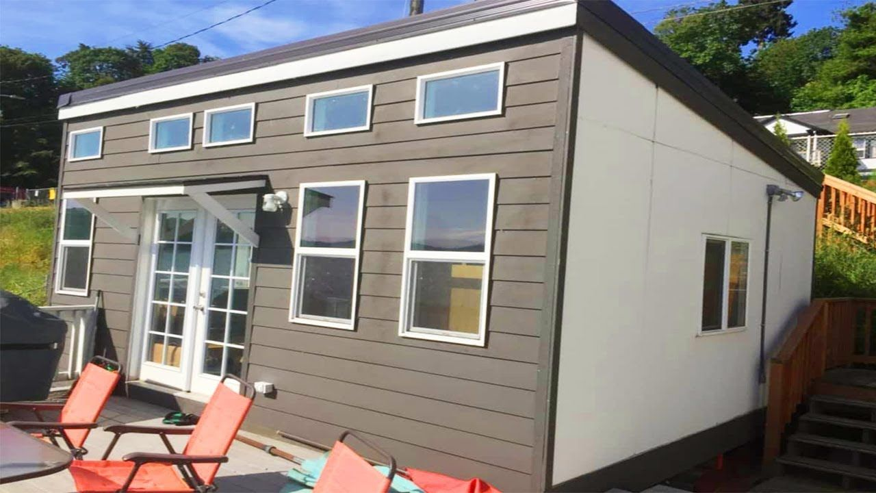 Gorgeous Beautiful Two Sheds For 100 For Sale In Seattle Washington Tiny House Listings Tiny Houses For Sale Tiny House