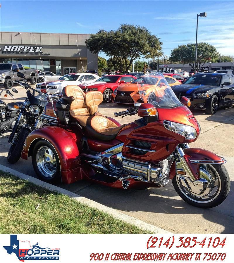 2000 Honda Gold Wing 1500 For Sale Used Motorcycles On ...   Goldwing Leather Seats