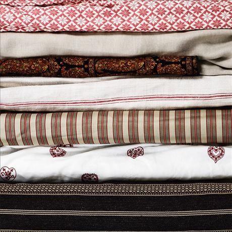 Jultyger - textiles