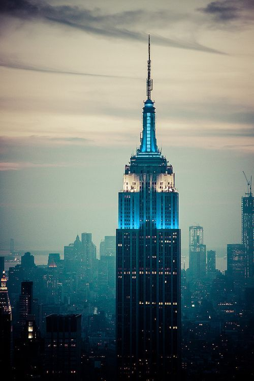 NEW YORK, NEW YORK!!!!