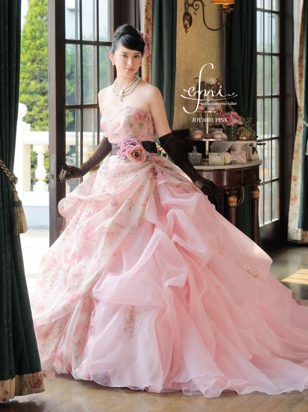 Takei emi wedding dress collection