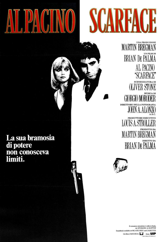 Scarface Streaming Film E Serie Tv In Altadefinizione Hd Film Completi Film Al Pacino