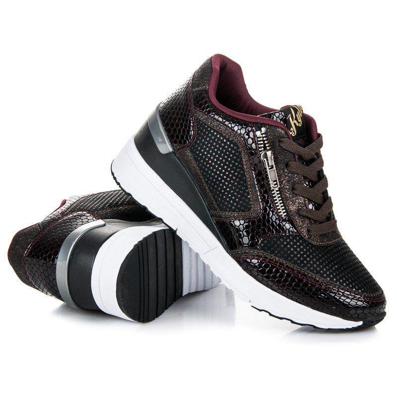 Kylie Buty Sportowe Na Koturnie Wielokolorowe Sneakers Shoes Balenciaga