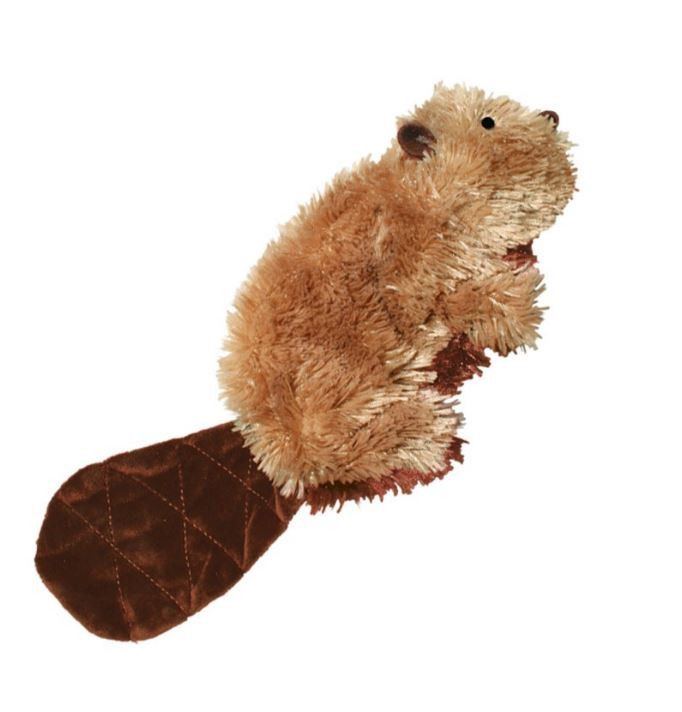 Kong Plush Beaver Dog Toy Size Large Best Dog Toys Dog Toys
