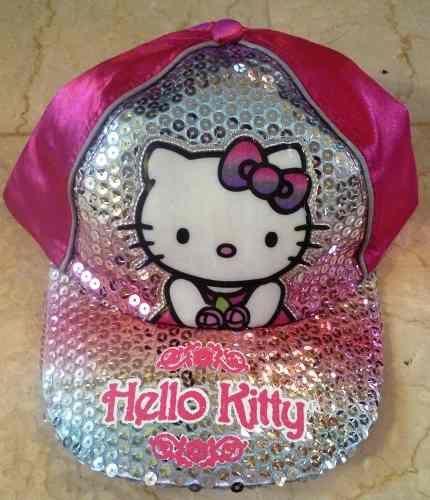 hello kitty gorra nueva imagen importada original  e534a874c31