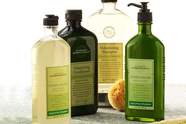Eucalyptus Spearmint Bath Products Bath And Body Works Bath And