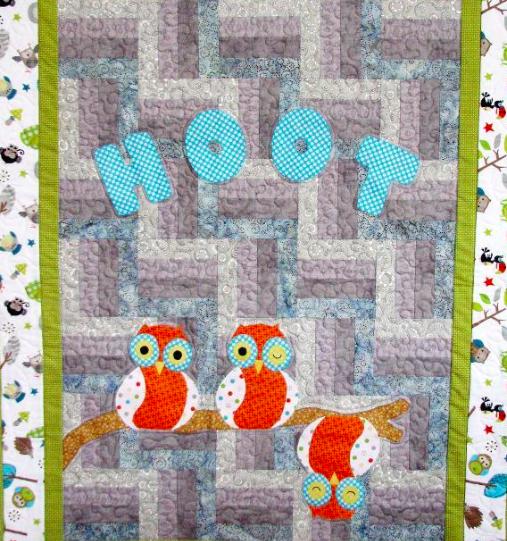 8 Baby Boy Quilt Patterns That'll Bring You Joy | Free baby quilt ... : owl quilt patterns baby - Adamdwight.com