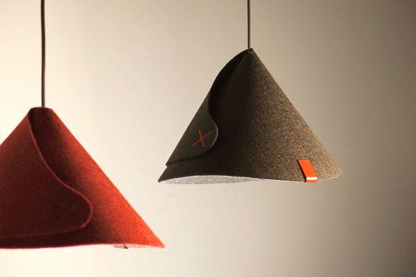 Companion for the lonely light bulb by Maximilian Winkel, via Behance