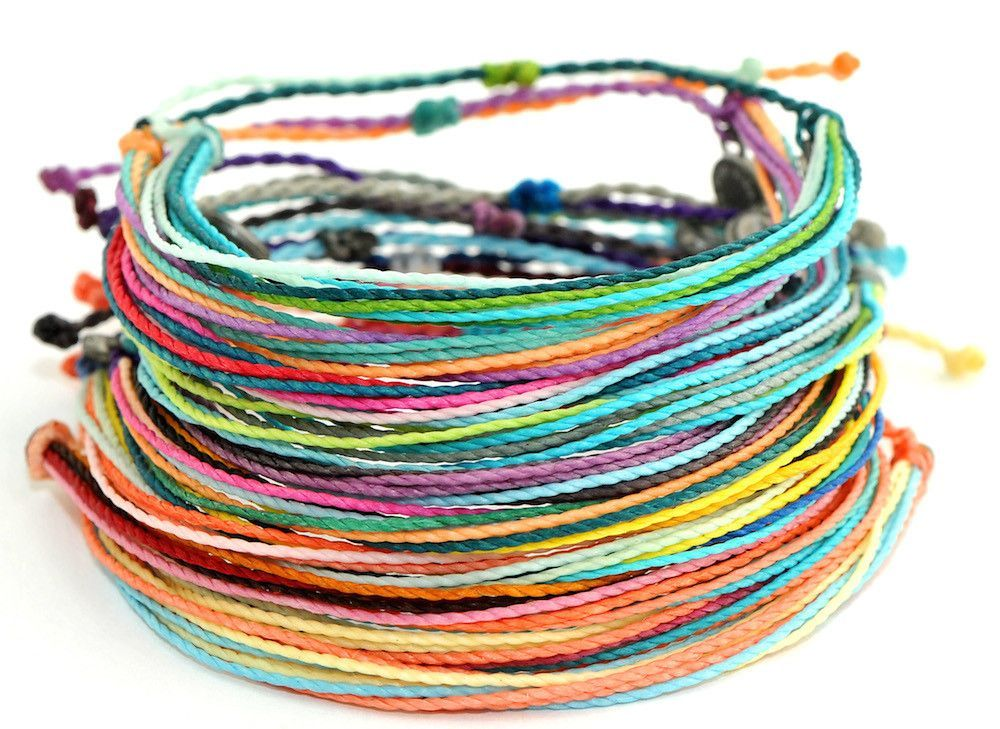 Friendship Pack 10 Bracelets Pura Vida Use The Code Deep10 At