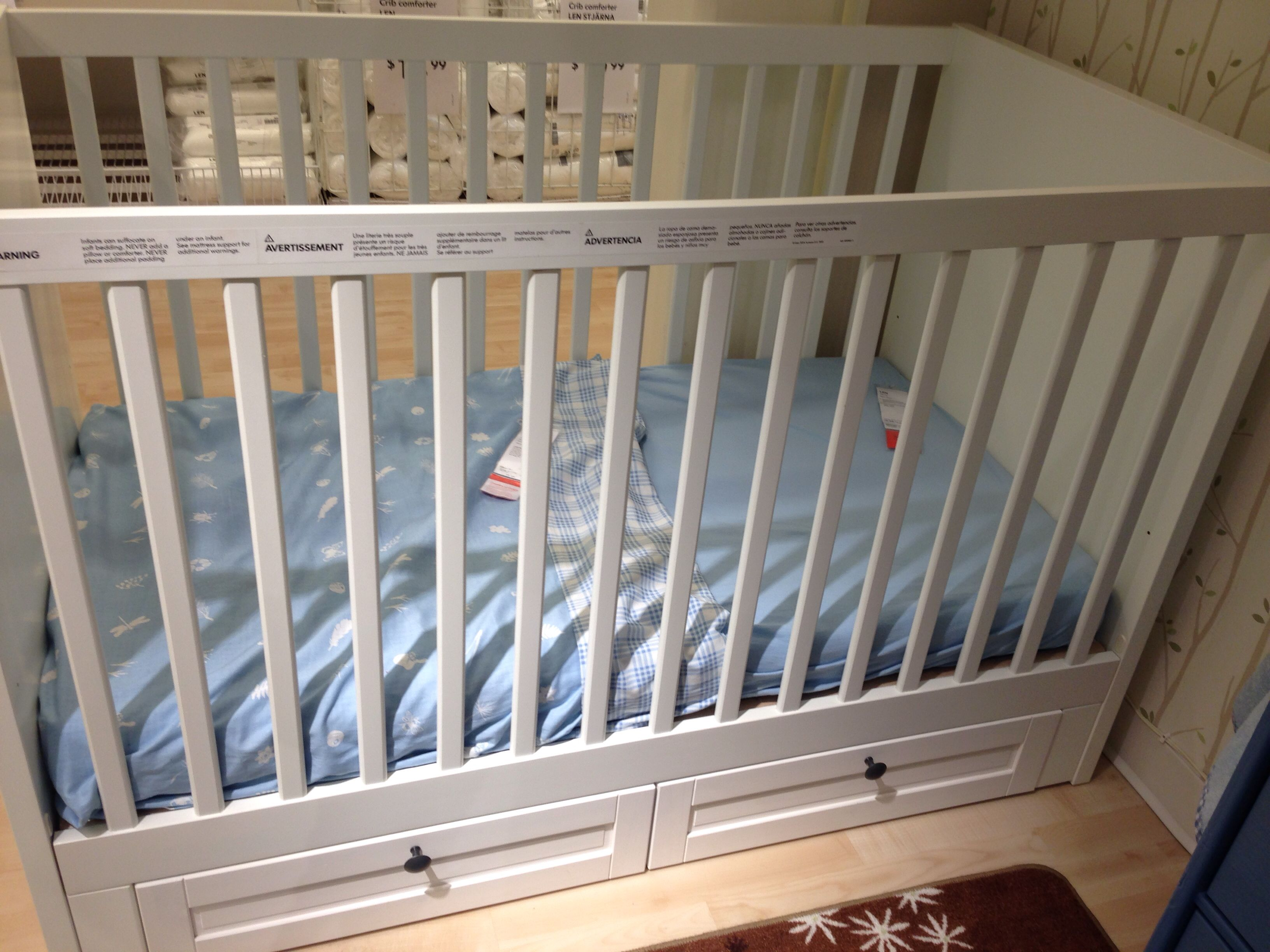 with registry door amazon l s gulliver crib canada larger view ikea baby cribs