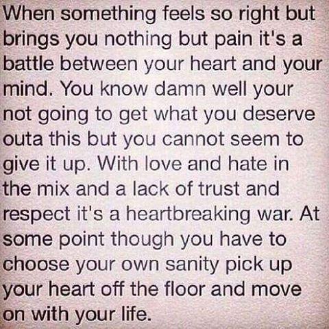 Battle everyday …