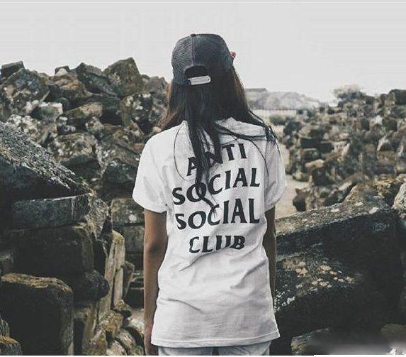 Anti Social Social Club T Shirt Anti Social Social Club Anti Social Social Club