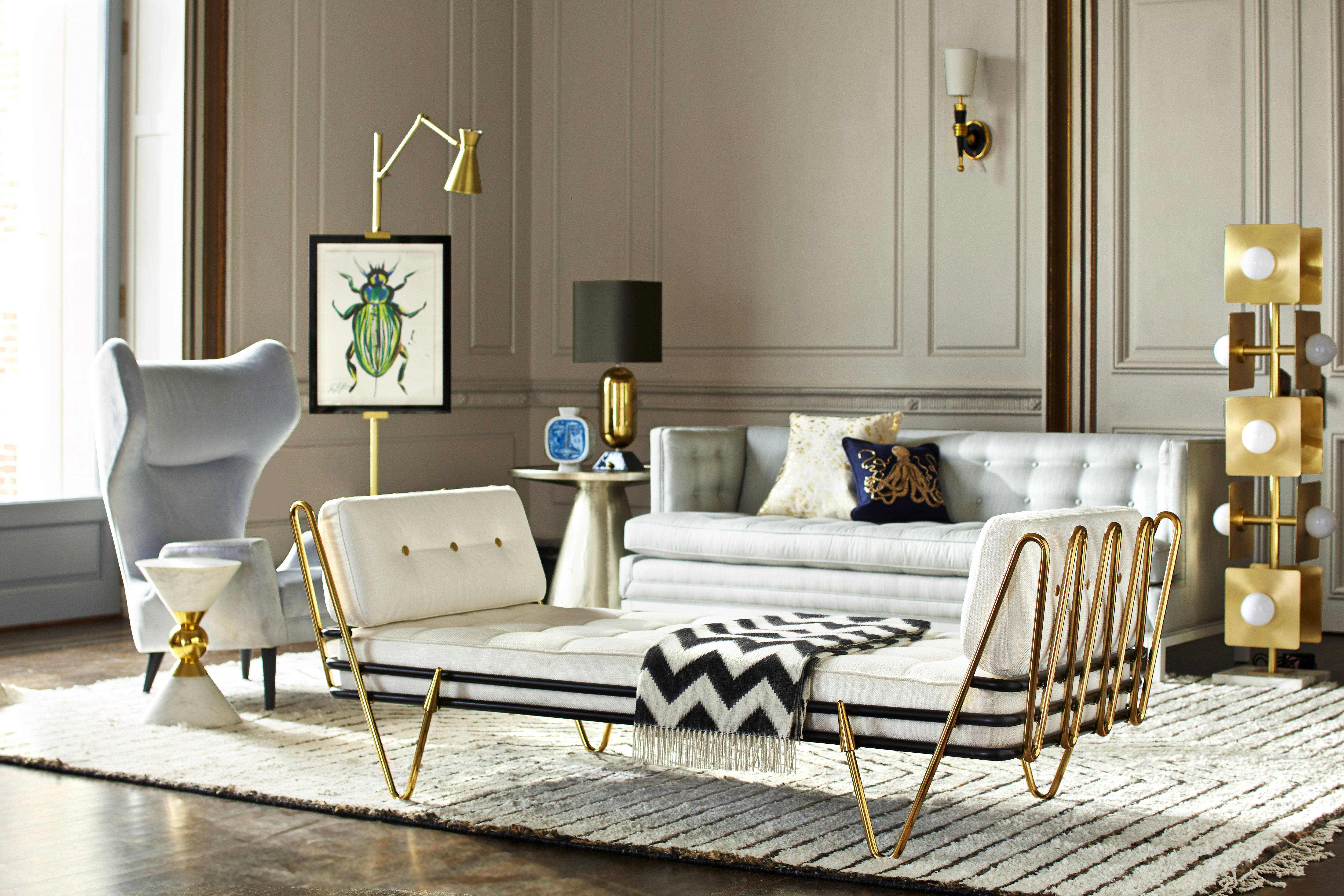 Jonathan Adler, Maxime Daybed | Style Your Summer Sweepstakes ...