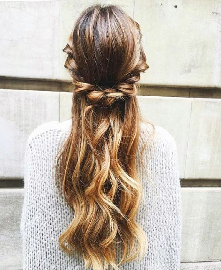 The Perfect Beach Waves Lovin This Look Tendencias Pinterest