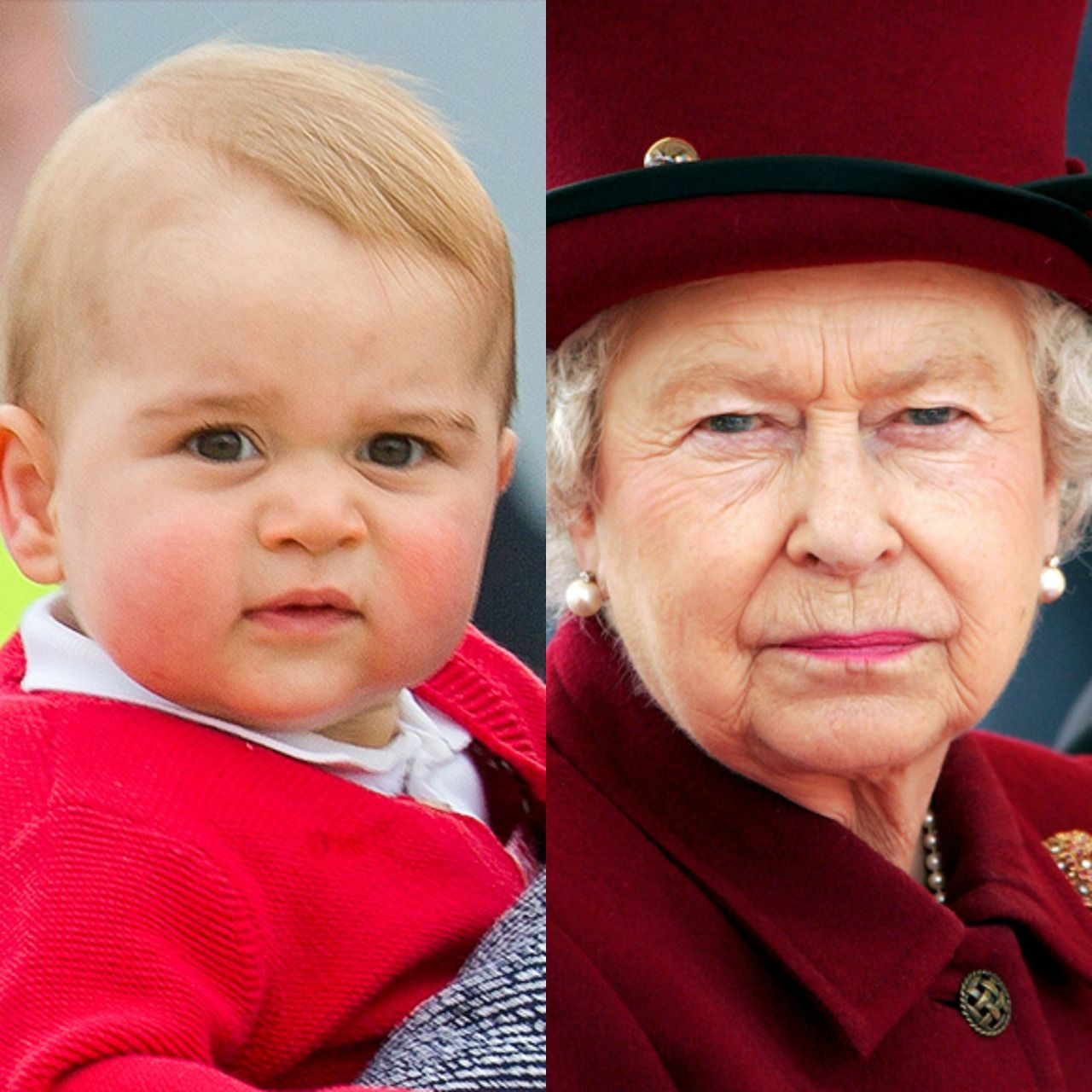 My Favorite Sanctuary - theduchessofdimples: Prince George vs. Great...