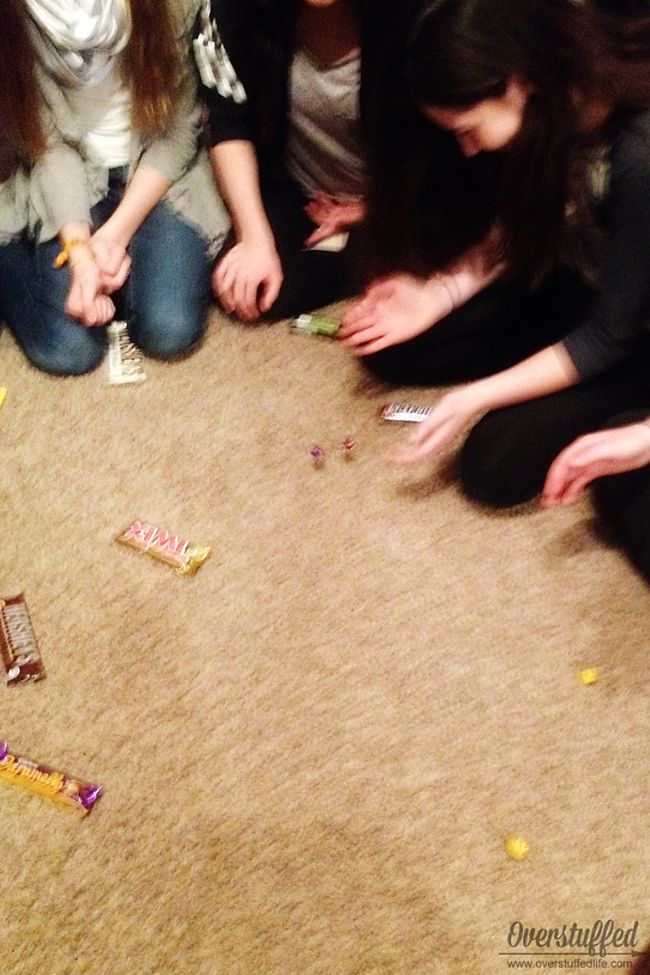 the candy bar gamea fun party game for all ages - Christmas Party Games For Adults Large Group