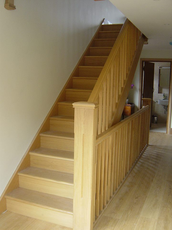 Best Update Your Stairs With A Traditional Oak Stop Chamfered Style 400 x 300