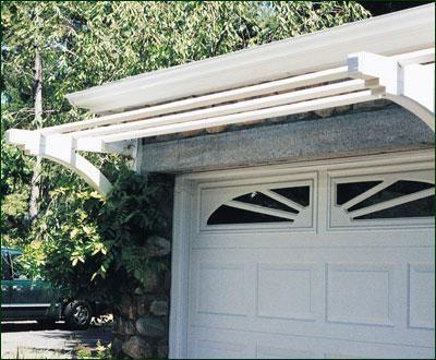 Sheldon Trellis Bracket Garage Door Trellis Patio Inspiration House Exterior