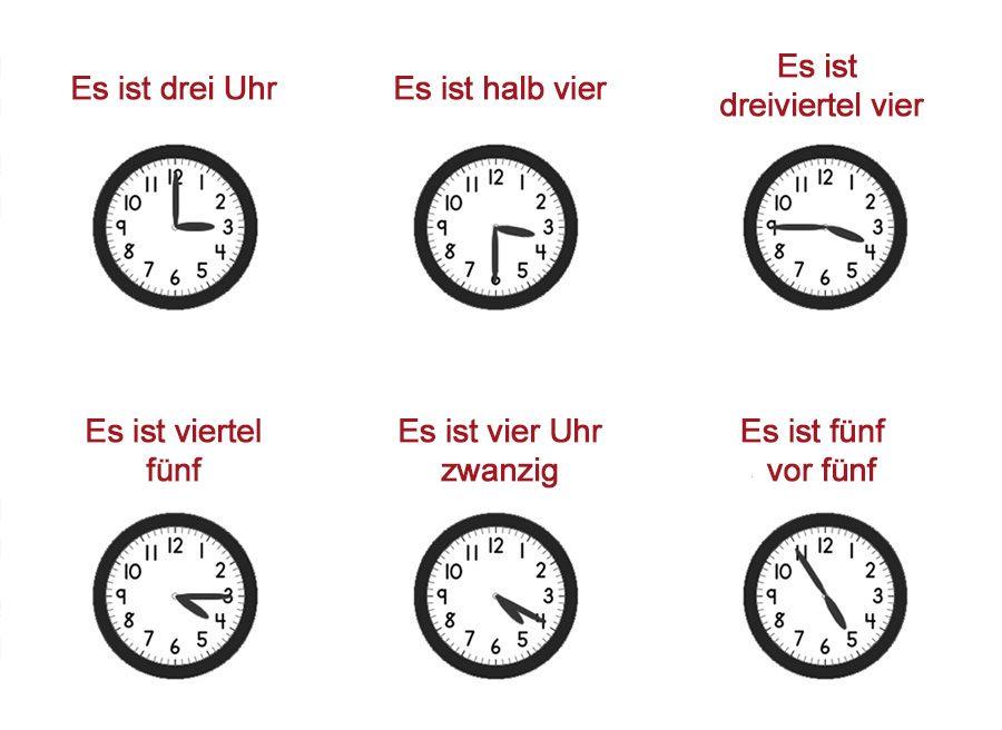 In Time Deutsch