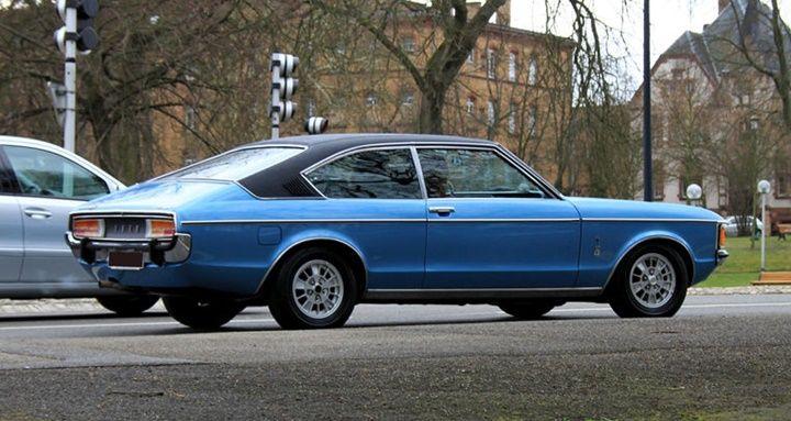 1974 1977 Ford Granada 3 0 Ghia Fastback Coupe Ford Granada