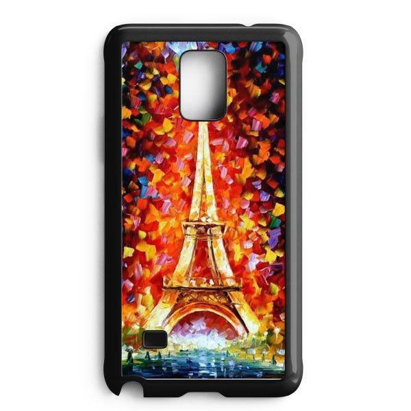 Vintage Eiffel Paris Samsung Galaxy Note 5 Edge Case