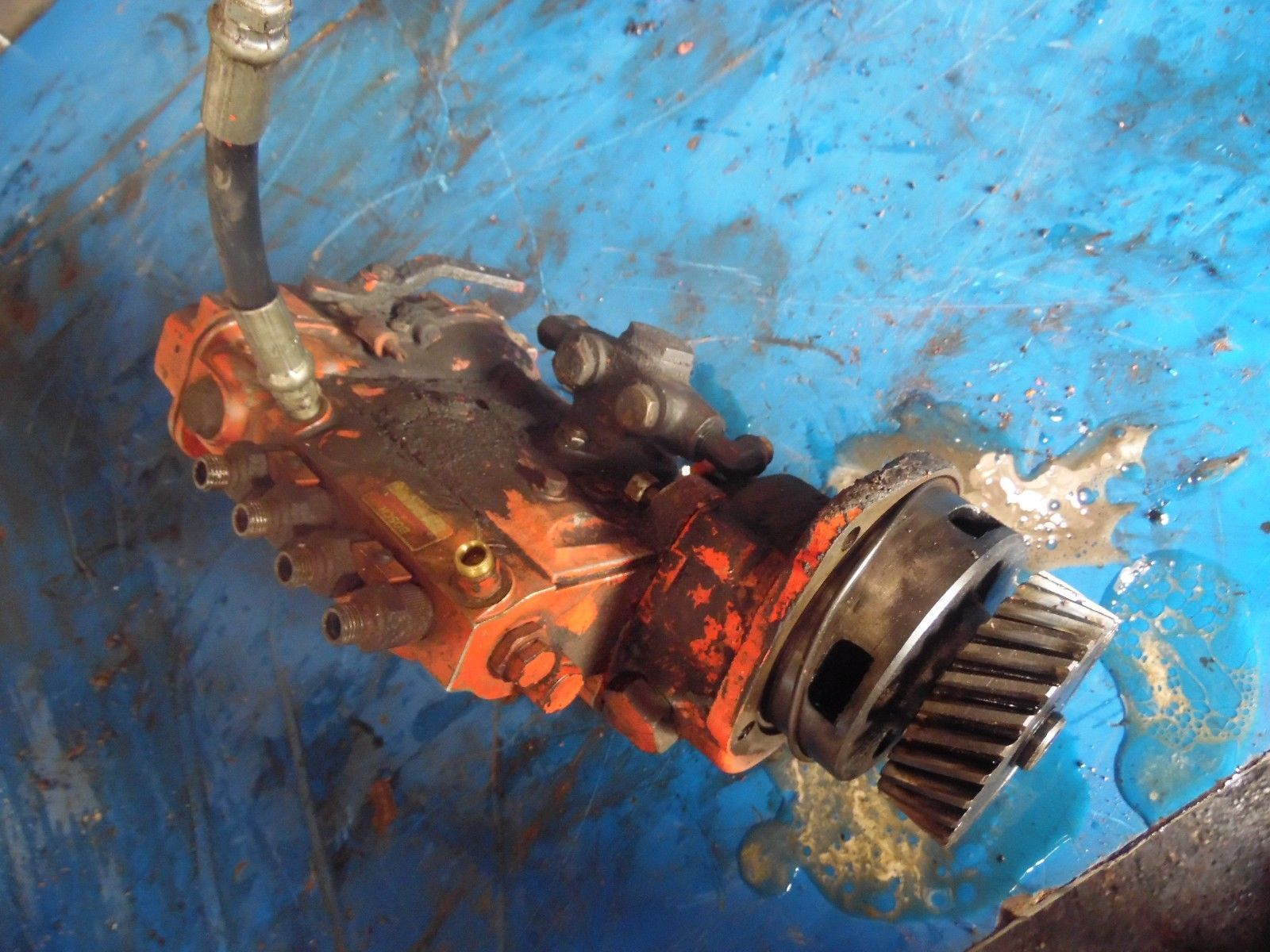 1965 case 830 diesel tractor injection pump freerunsca Images