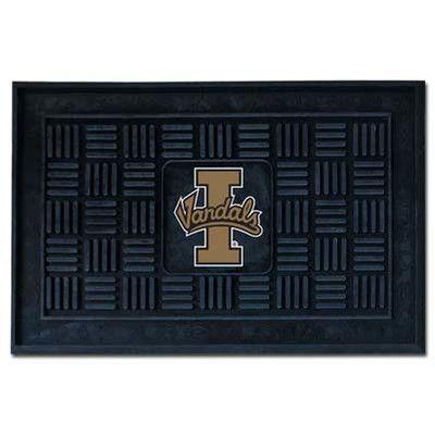 FANMATS NCAA University of Idaho Medallion Door Mat