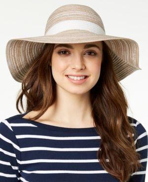 14763b32fb7 I.n.c. Metallic Textured Packable Hat