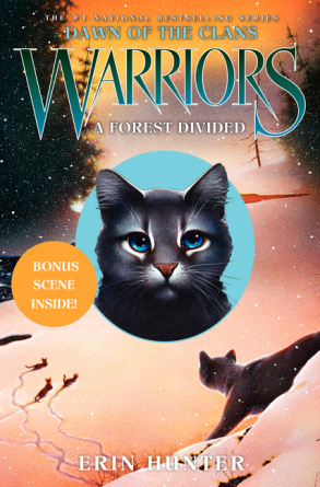 The fifth book in Dawn Of The Clans. Warrior cats books