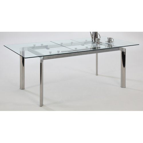 Found It At Allmodern Raphael Extendable Dining Table Dining