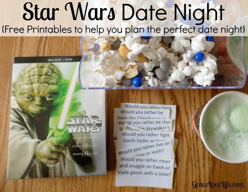 star wars dating