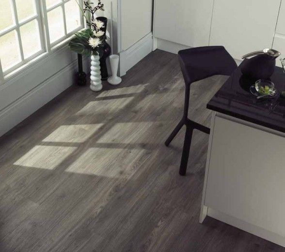 Pale Grey Oak Floor