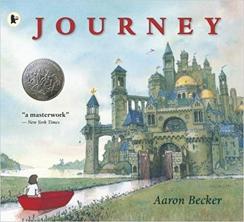 Journey (Journey Trilogy 1): Amazon.co.uk: Aaron Becker