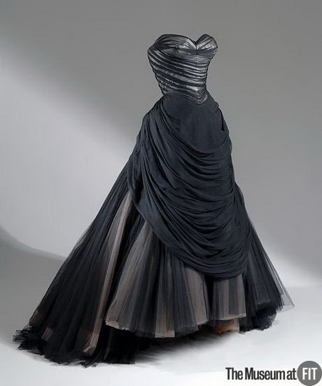 Leather evening gowns | Vintage gowns, Fashion, Ball gowns