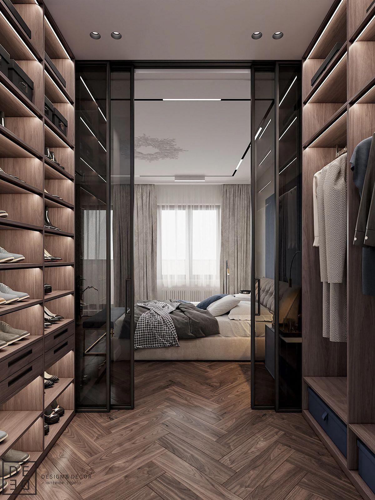 schlafzimmer interior design in dubai #rustikalglamdekor