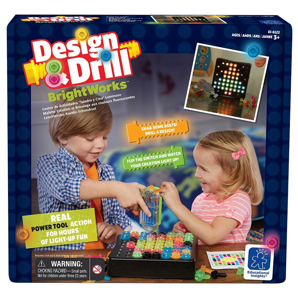 Educational Insights Design & Drill BrightWorks | Learning ...