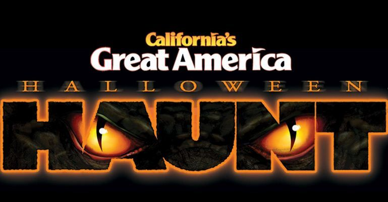halloween haunt at great americaor just going to great america in general