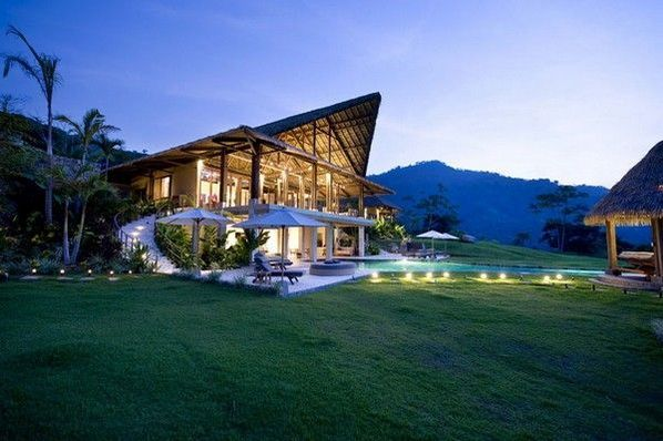 15 Stunningly Designed Exotic Villas Set in Spectacular Natural Settings
