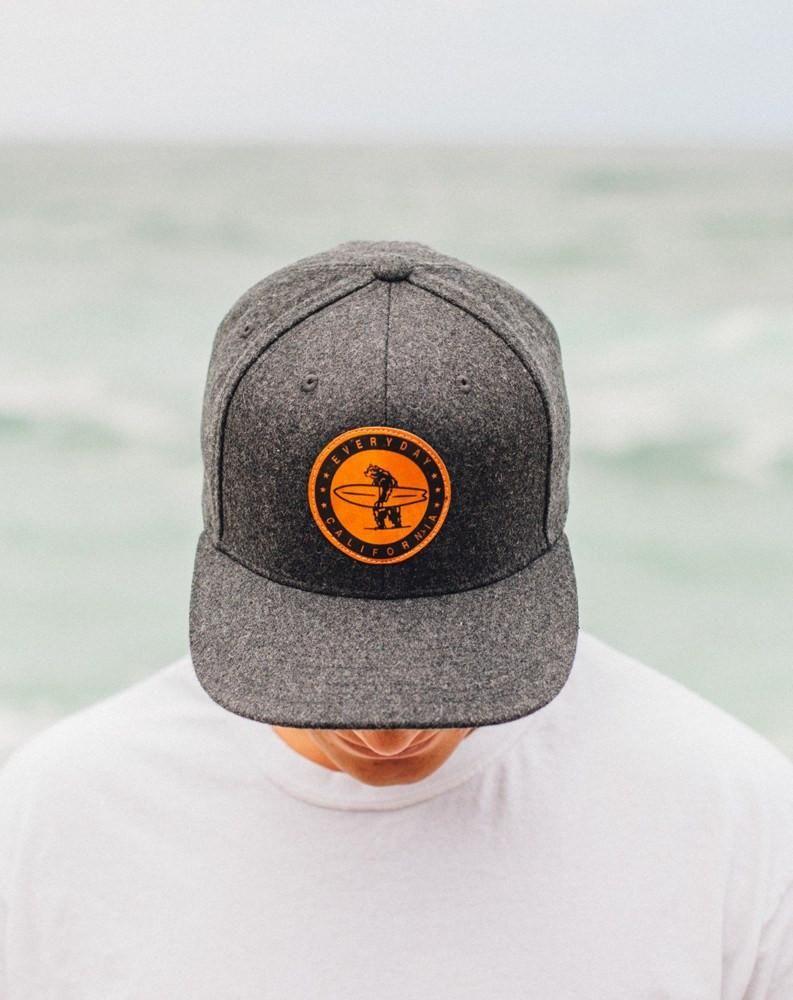 ZLJUN Snapback Flat Bill Brim Baseball Cap Trucker Caps Fashion Athletic Fishing Hats Adjustable