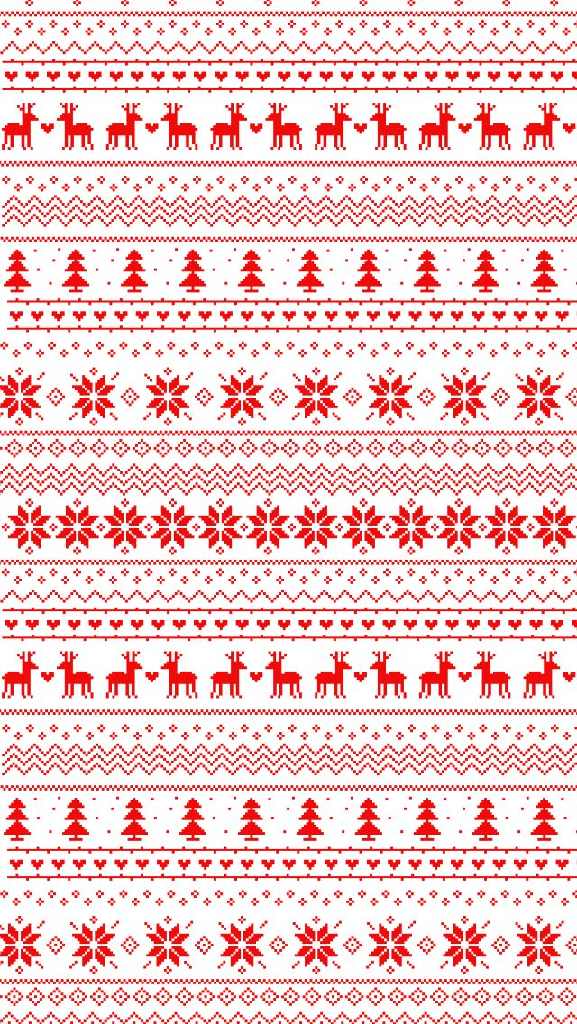 I Kind Of Like This Print For A Fun Winter Scarf All In Custom Christmas Pattern Wallpaper