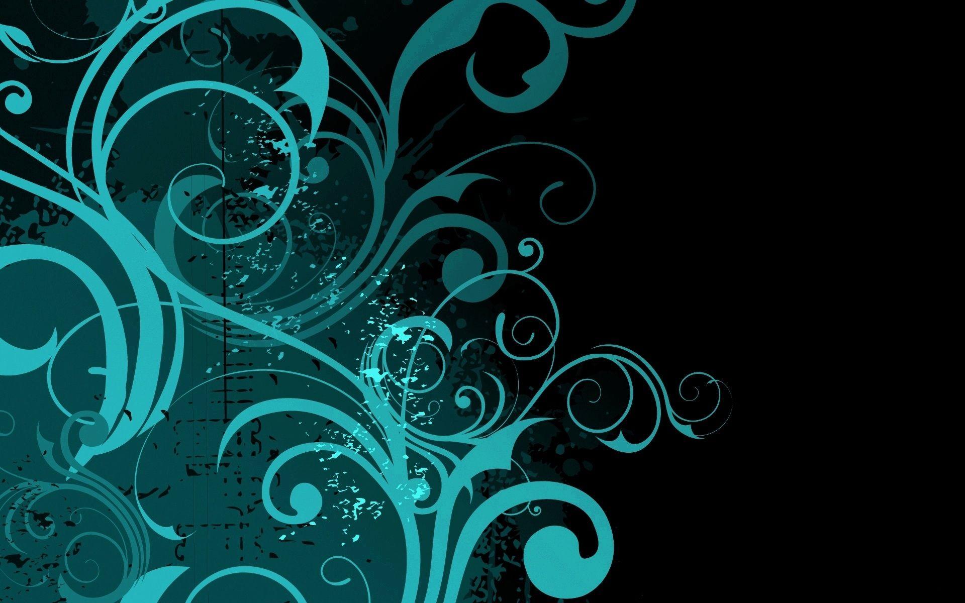 Cool Abstract Flower Wallpaper Hd