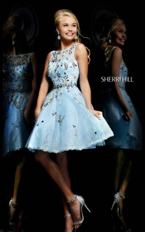 Sherri Hill prom Dresses | | Dresses! | Pinterest | Kleider ...