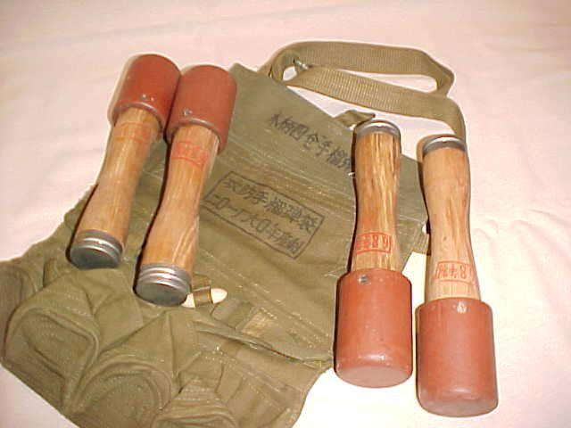 Stick Grenade in Modern War | Chinese Arsenal 4 Stick Grenade w