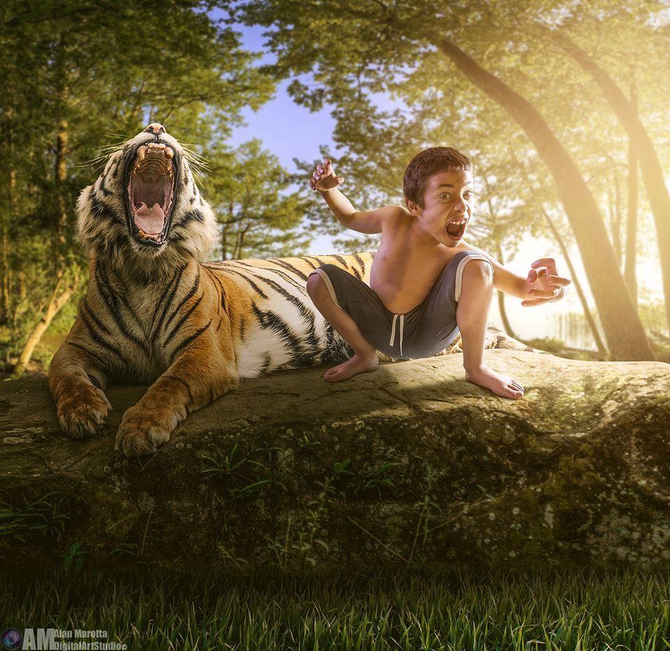 """""""Wild"""" - Fotografia -  Alan Marotta"""