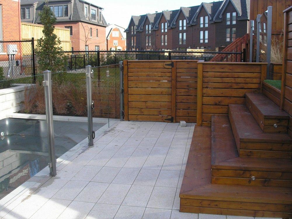 Clôtures en verre - Clôtures Résidentiel - Produits - Inter Clôtures