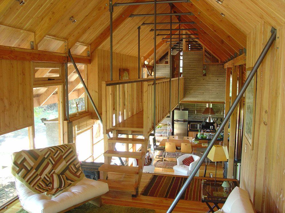 Arquitectura en Madera / Casa Dos Robles – Aguilo – Pedraza Arquitectos