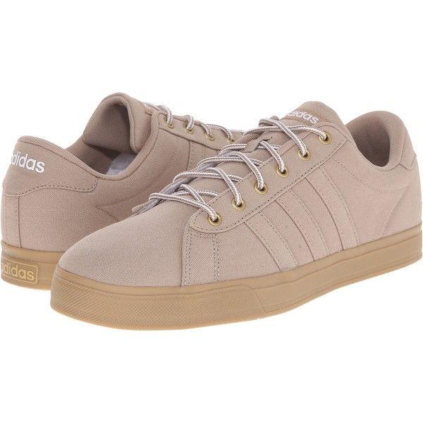 Mens Shoes adidas Daily Khaki/Gum Canvas shoes online hot sale