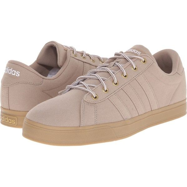 Mens Shoes adidas Daily Khaki Gum Canvas