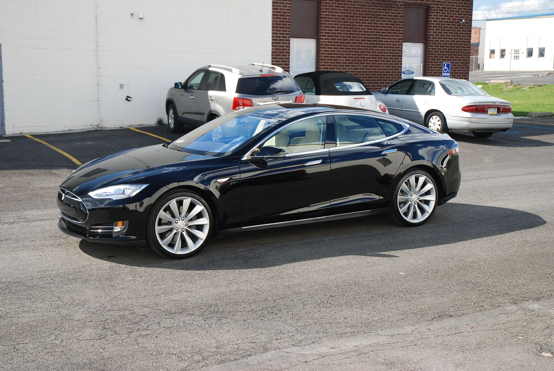 Used Tesla Price Cars Pinterest