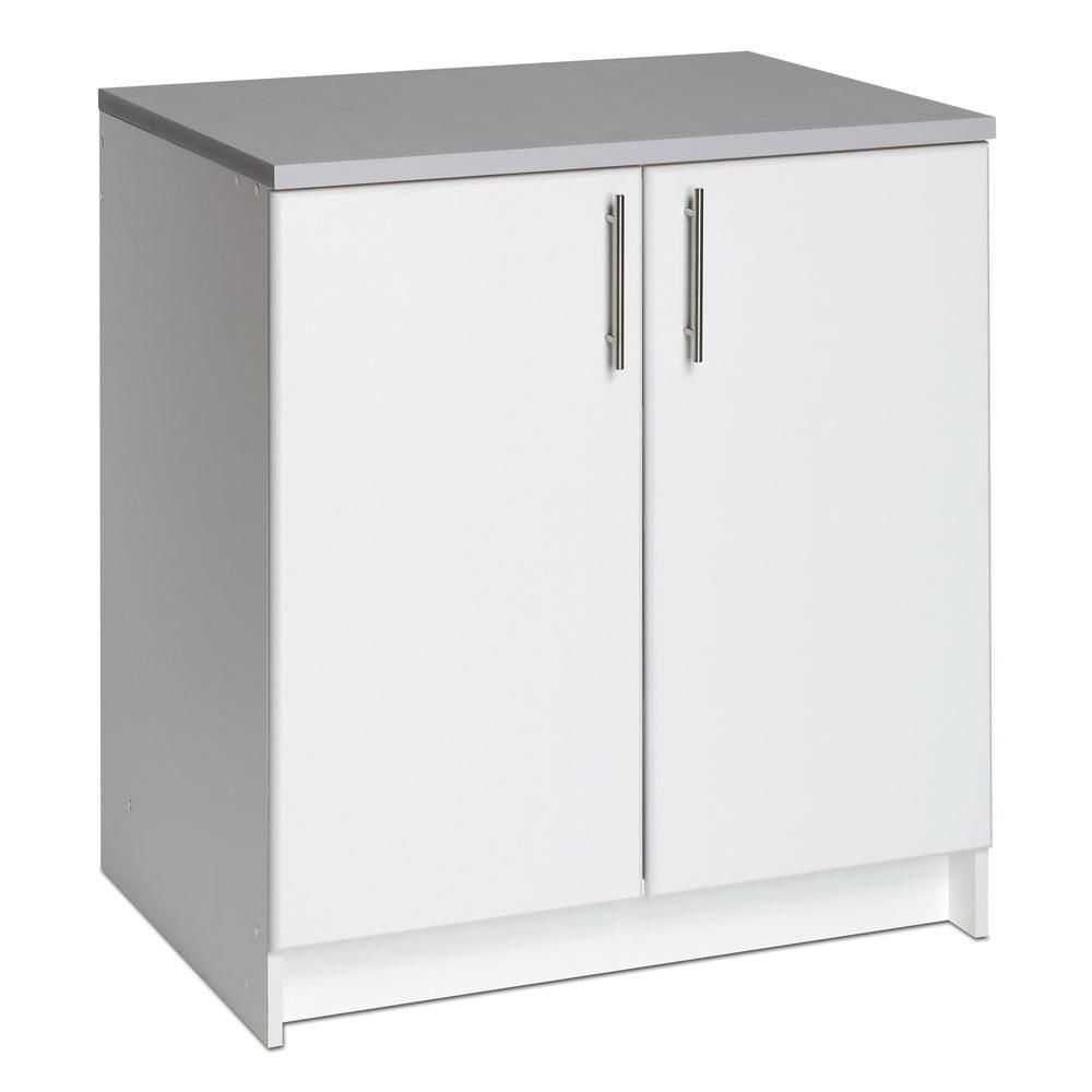 Laminate Storage Cabinets White